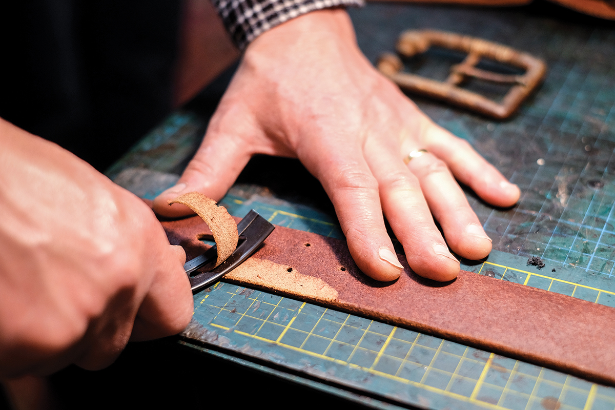 Talking Shop: Pinegrove Leather - Northern Powerhouse