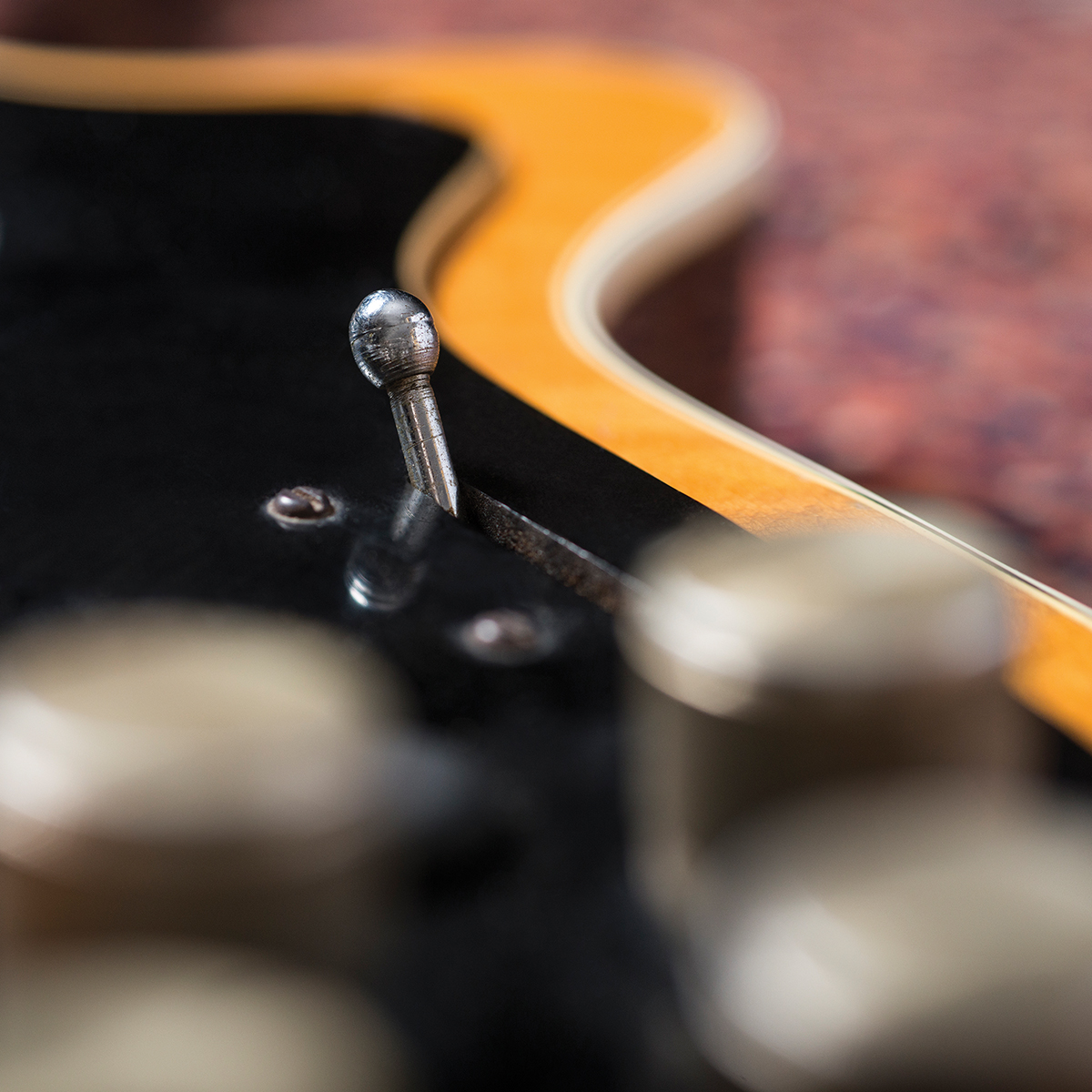 The Money Shot: George Harrison's Maton MS500 Mastersound