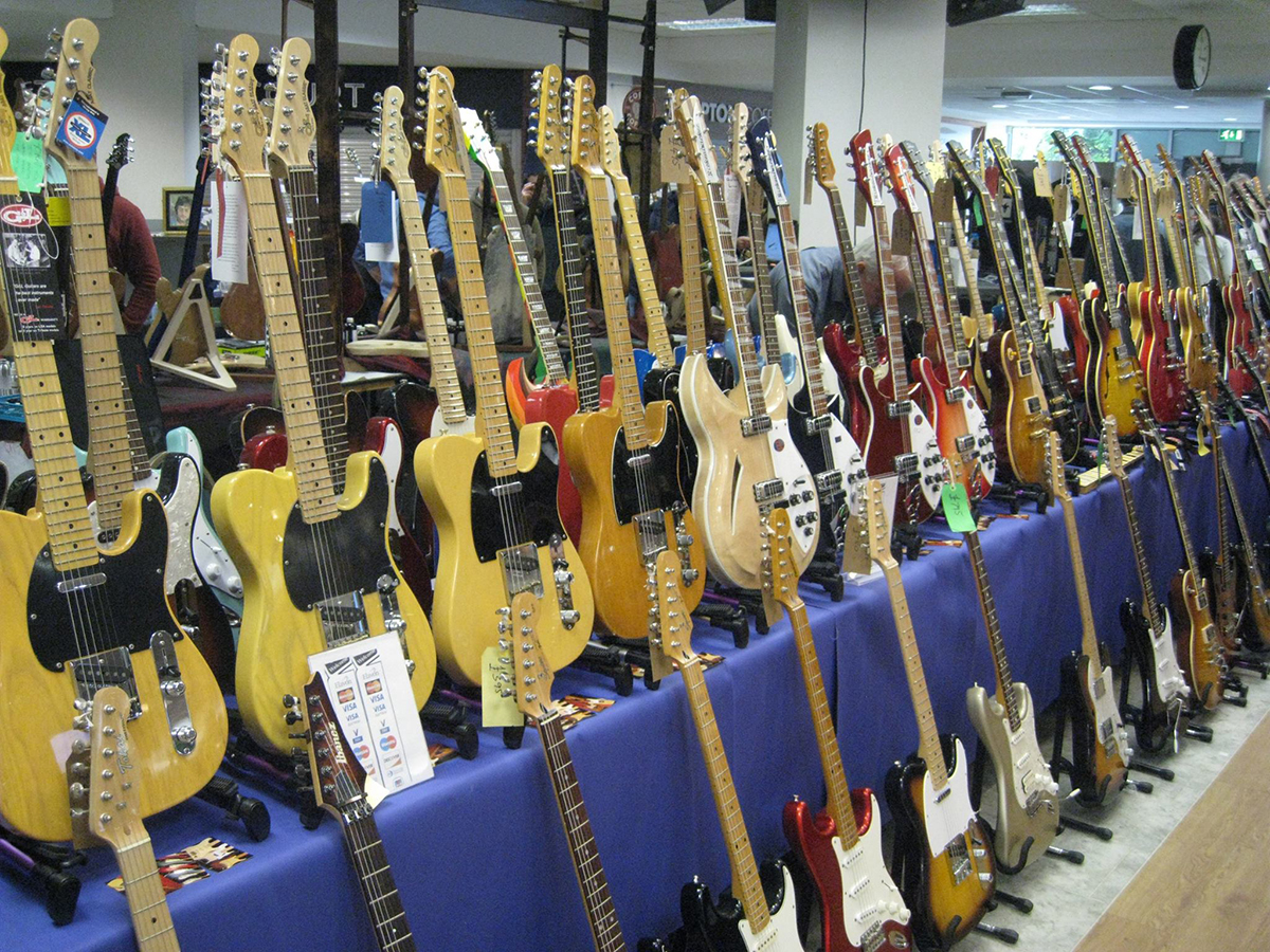 All You Need To Know About The London International Guitar Show