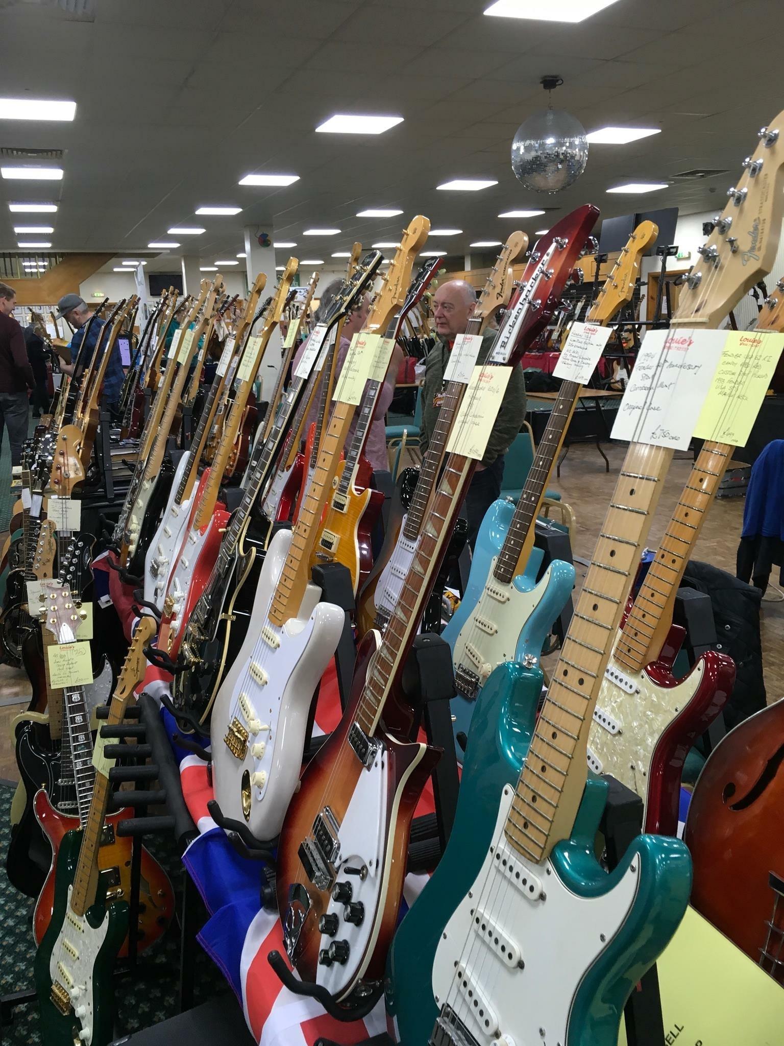 The Northampton Guitar Show 2018