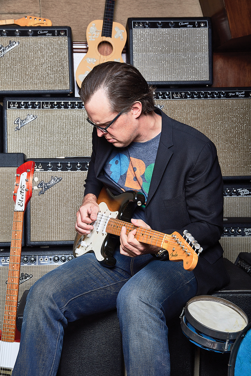 Interview: Joe Bonamassa - Redemption Songs - Guitar com