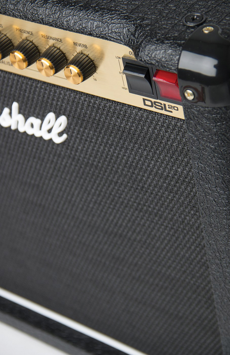 Win! A Marshall DSL20 combo amplifier!