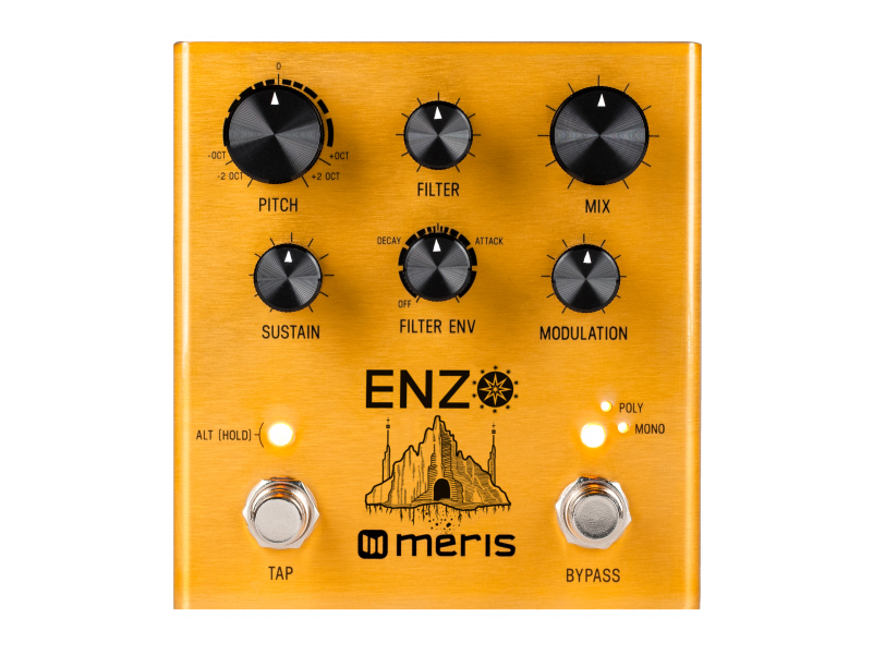 meris launches the enzo the ferrari of synth pedals. Black Bedroom Furniture Sets. Home Design Ideas