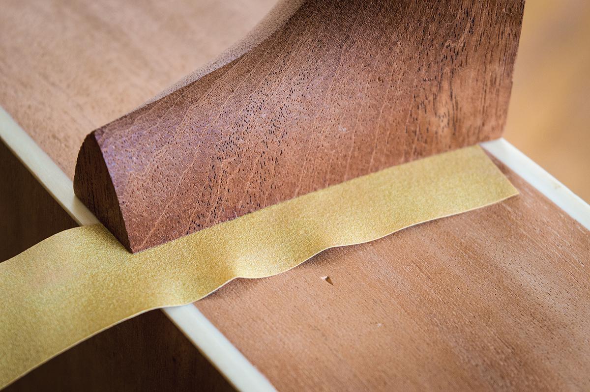 DIY Workshop: Martin Guitar Kit Build Part Six