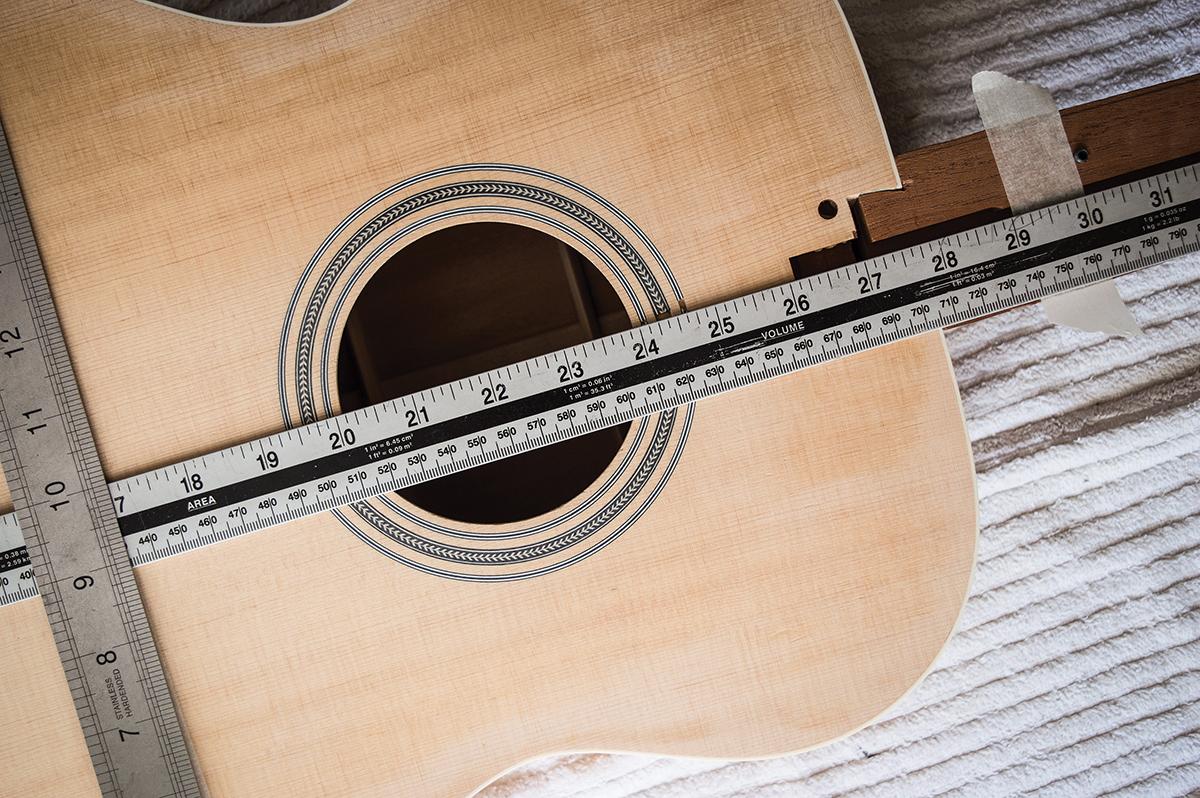 Diy Workshop Martin Guitar Kit Build Part Six Guitar