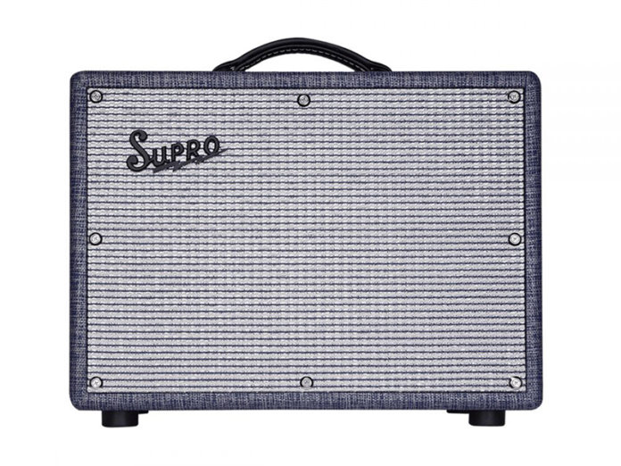 keeley supro custom amp