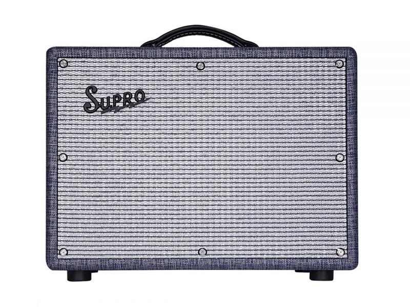 keeley supro custom amp