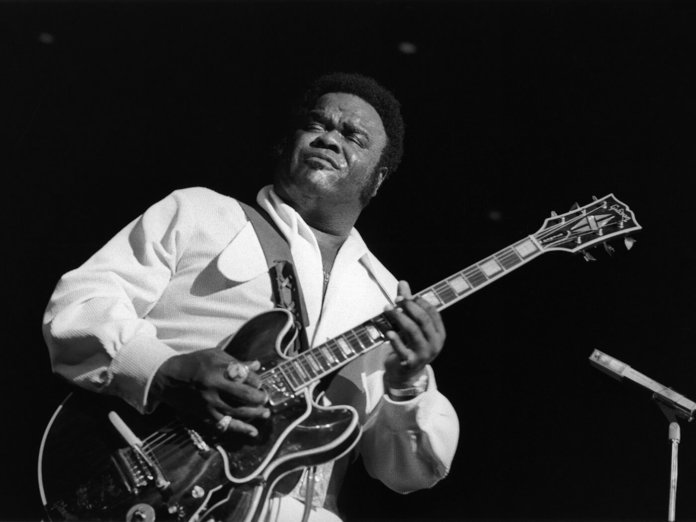 Freddie King blues lesson