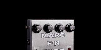 bmf effects marc f'n ford pedal od/boost