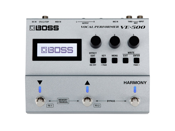 Boss VE 500 Vocal performer