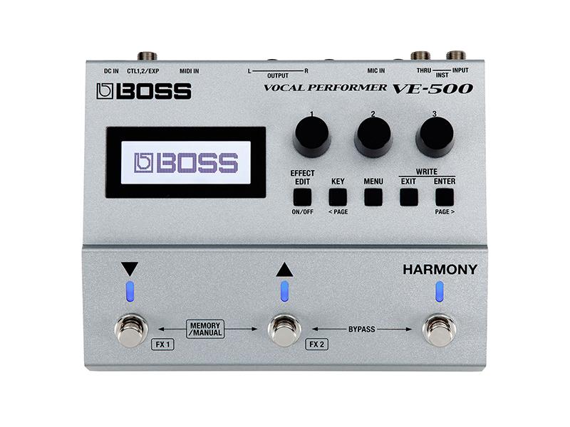 Boss VE 500 Vocal performer