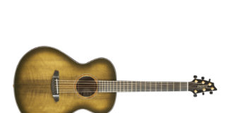 breedlove oregon olive E concert guitar