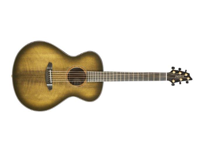 breedlove oregon olive E concert guitar