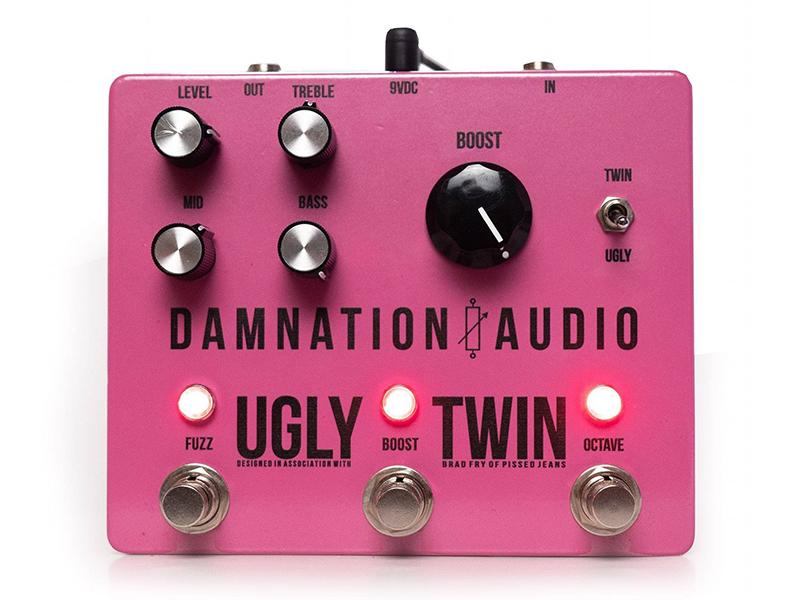 Damnation Audio presents the Ugly Twin