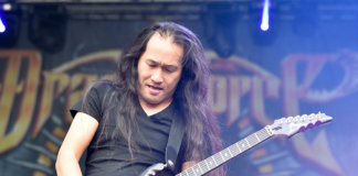 dragonforce herman li