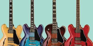 gibson es guitars 2019