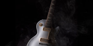 gibson les paul smokey