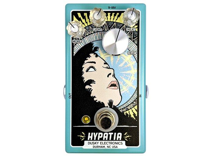 hypatia dusky electronics fuzz pedal