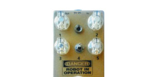 midvalleyfx mad robot pedal