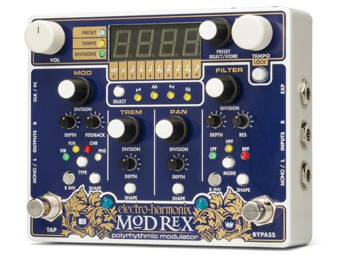 ehx mod rex pedal