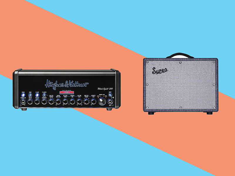 Three new electric guitar amplifiers: October 2018