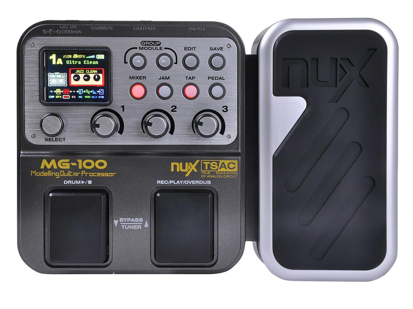 nux mg-100