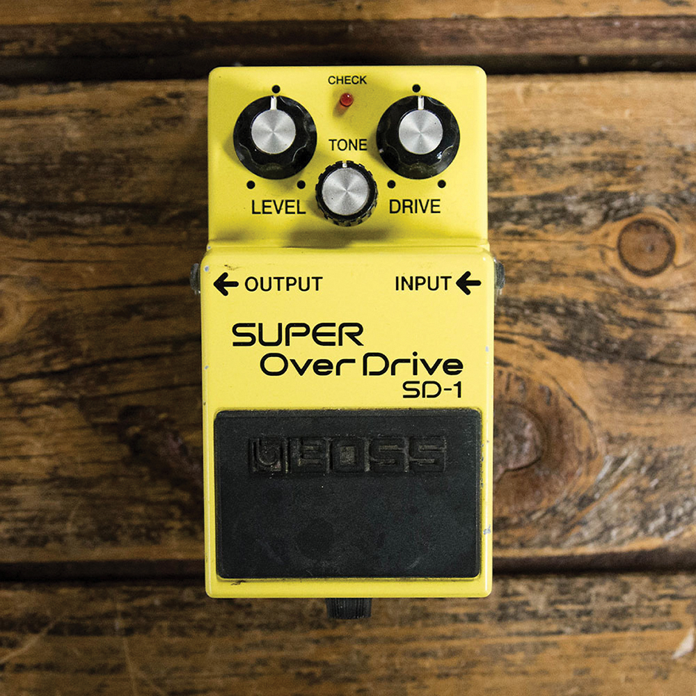 The Reverb Top 10: Vintage Drive Pedals