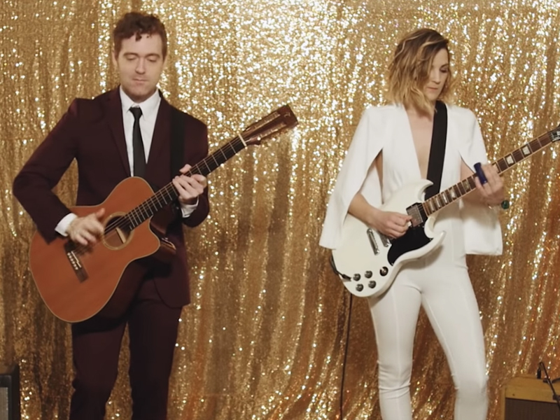 """Watch Striking Matches' guitar-only cover of Kanye West's """"Gold Digger"""""""
