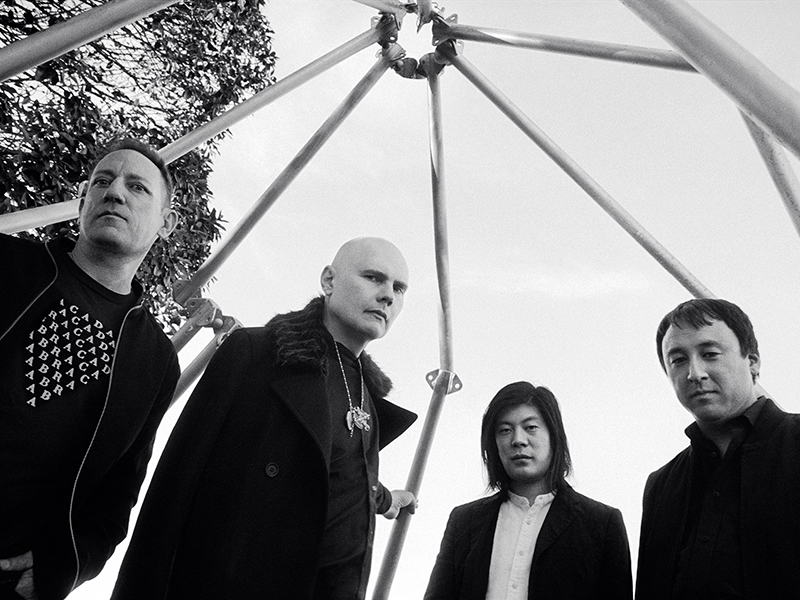 """Smashing Pumpkins return with new track, """"Silvery Sometimes (Ghosts)"""""""