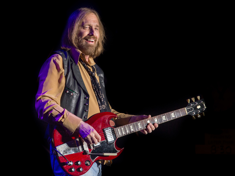"Listen to previously unreleased Tom Petty track, ""Gainesville"""