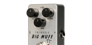triangle big muff pi ehx