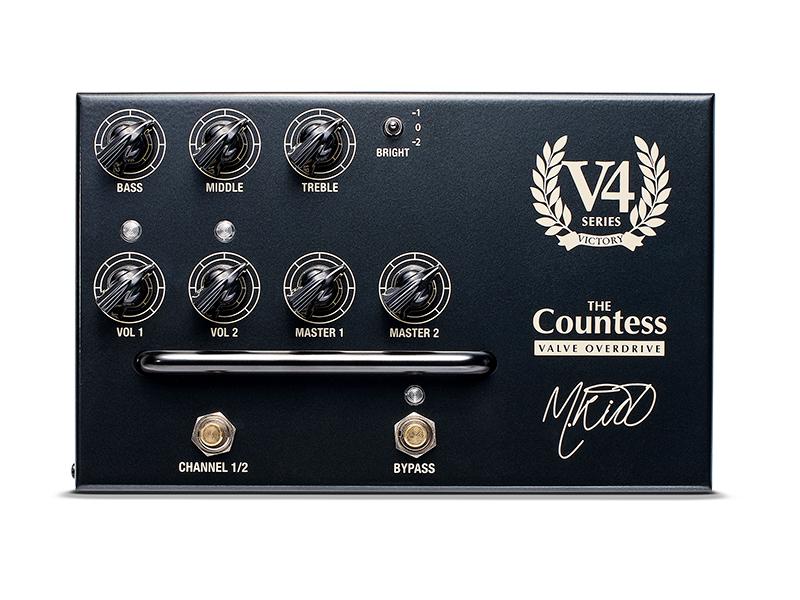victory V4 countess pedal