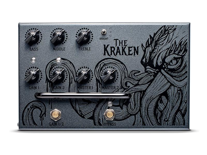 victory v4 kraken pedal