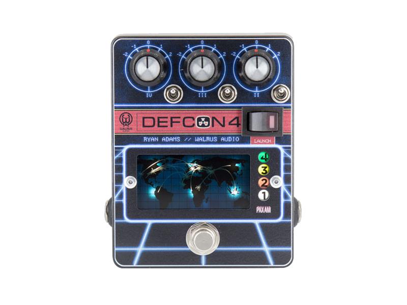 Walrus audio defcon4 pedal