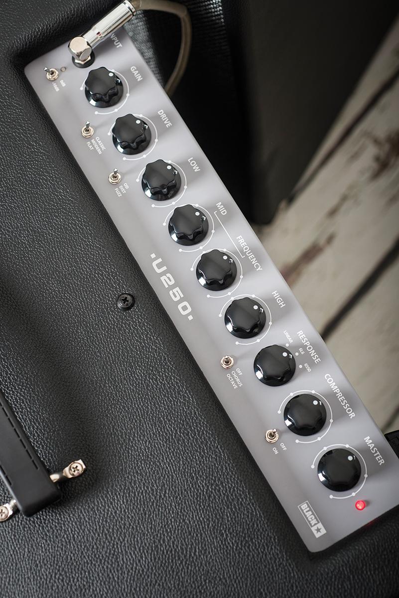 Blackstar Unity 250 & 500 Bass Amps Review - Guitar com