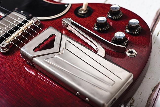 Vintage Bench Test: 1963 Gibson SG/Les Paul Standard