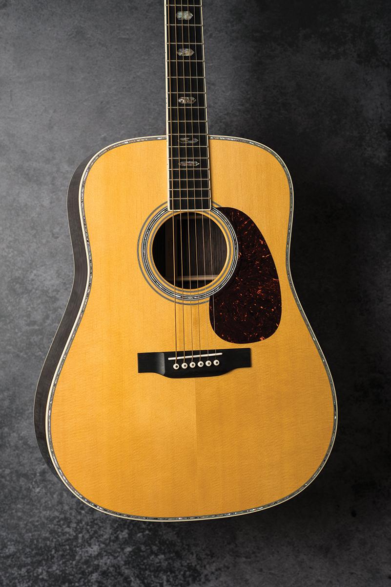 48755bcda45 Martin D-41 Review - Guitar.com   All Things Guitar