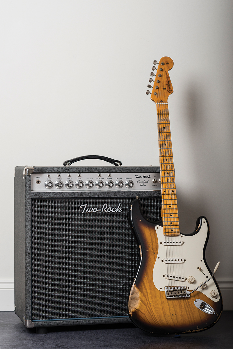 Two-Rock Bloomfield Drive Combo Review - Guitar com | All