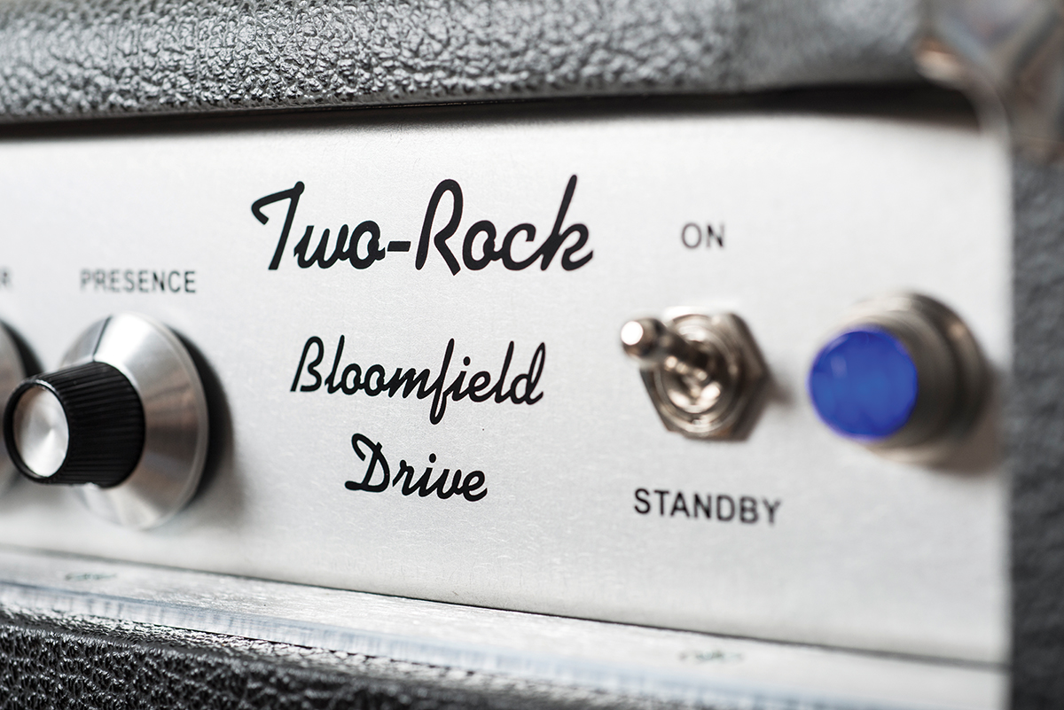 Two-Rock Bloomfield Drive Combo