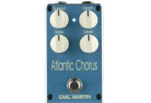 atlantic chorus carl martin pedal
