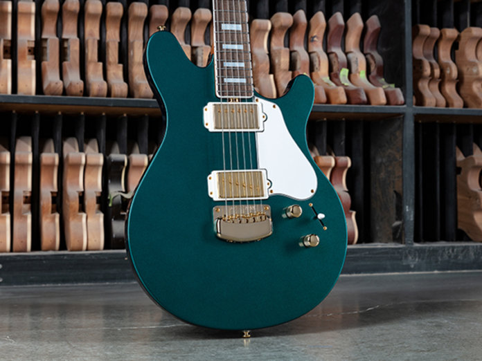 Ernie Ball Music Man October Family Reserve Collection Feature Image
