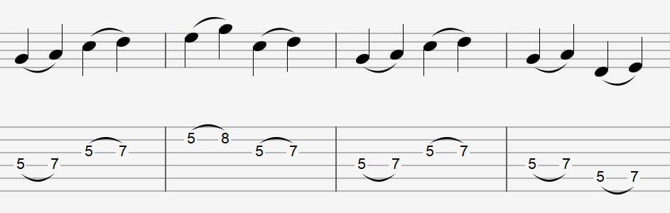 Essential Blues Guitar Lessons Pt 7: Left Hand Technique - Legato