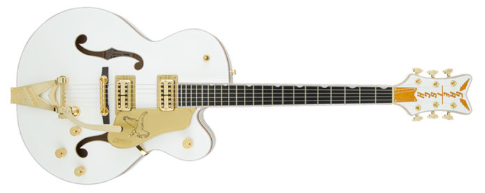 Gretsch White Falcon Players Edition 6136T