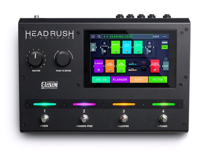 HeadRush Gigboard pedal