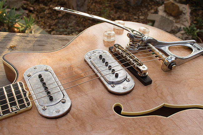 Letters From America: Saul Koll Guitar Co.