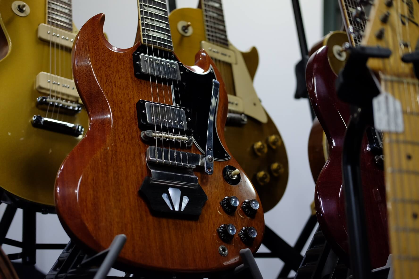 In Pictures: The London International Guitar Show 2018