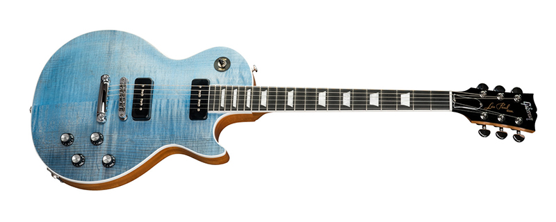 gibson les paul classic player plus