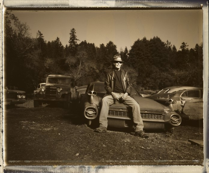 Neil Young Press Photo