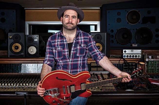 Artist Collection Neil Ivison Tone Mountain Guitar
