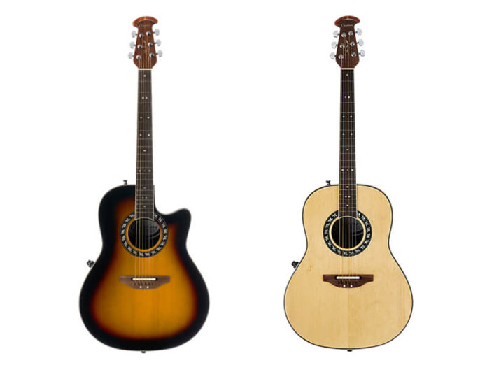 ovation guitars announces two glen campbell signature guitars. Black Bedroom Furniture Sets. Home Design Ideas
